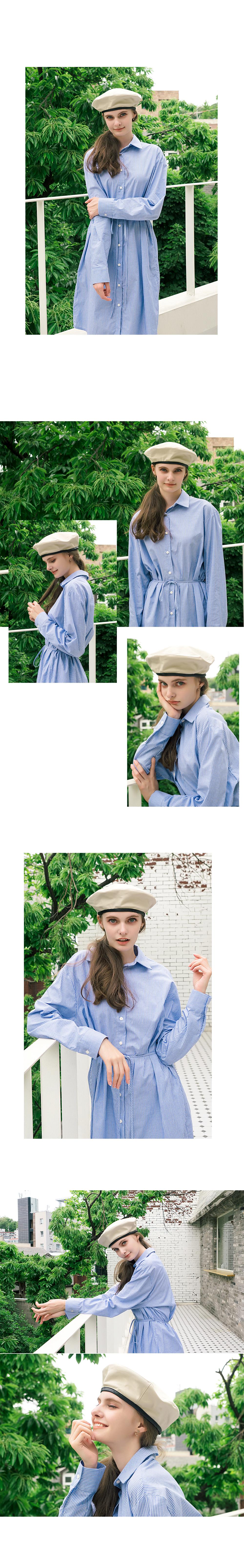 마네스(MANES) 릴 베레모 (3color)